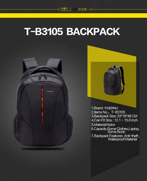 Tas Ransel Backpack Murah Original Laptop Brand Inficlo Smm 385 2016 business waterproof backpack s backpack for cing ebay