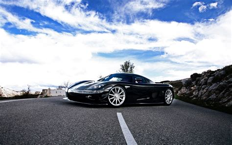 koenigsegg highway koenigsegg ccx on road wallpaper 2560x1600 17155