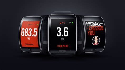 Samsung Yang Besar nike running app launches for the samsung gear s