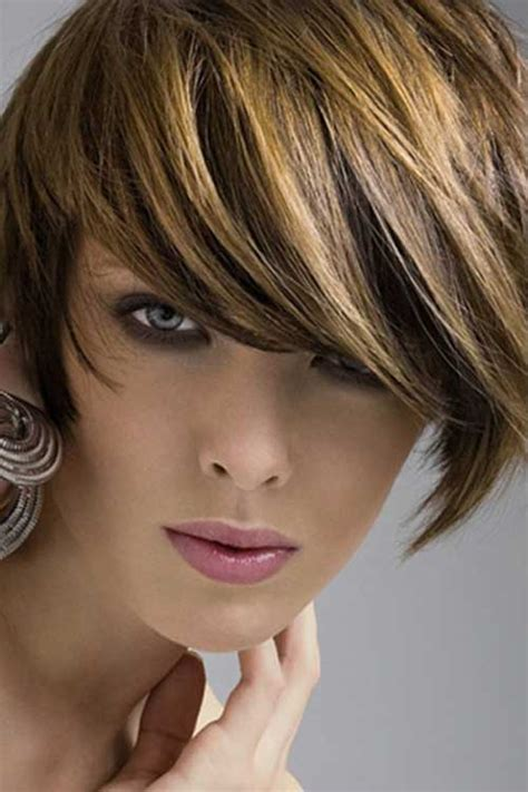 best short haircuts for brown hair on women over 60 20 short hair color for women short hairstyles 2017