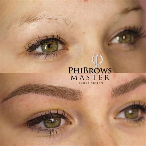 permanent eyebrow tattoo near me best 25 feather eyebrow tattoo ideas on pinterest