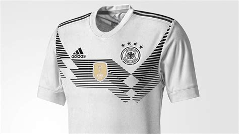 Alemania Mundial 2018 Las Camisetas De La Selecciones Pensando El Mundial Rusia