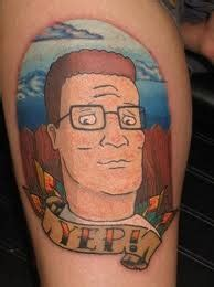 bobby hill tattoo 20 best ideas about king of the hill on posts