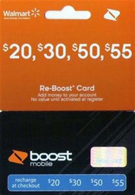 Boost Mobile Gift Card - phonecard re boost card 20 30 50 55 walmart boost mobile united states of