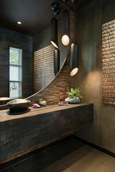 Braunes Badezimmer Dekorieren by Badezimmer Deko Ideen