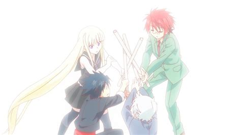 Uq Holder 12 uq holder 12 end and series review lost in anime