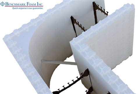 Benchmark Foam Expanded Polystyrene Eps Foam Manufacturer Styrofoam Basement Forms
