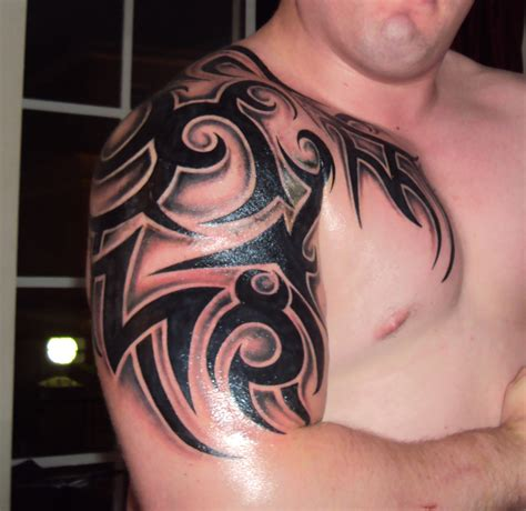 tribal chest tattoos for men designs 50 tribal tattoos for inspirationseek