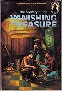 the vanishing season a mystery books the mystery of the vanishing treasure alfred hitchcock