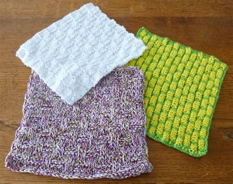 linge de table design patron tricot linge de table