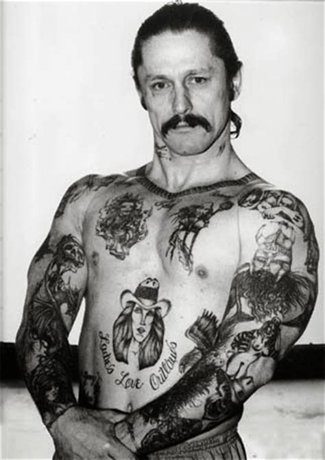 Prison Tattoo History | gombal tattoo designs prison tattoos and their meanings