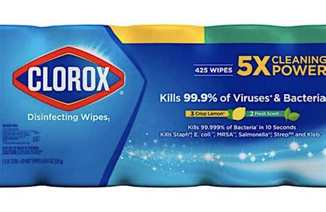 costco clorox disinfecting wipes  stock coupon pro
