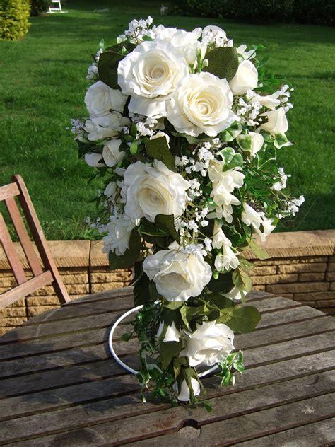 silk wedding flowers uk silk bouquets wedding flowers