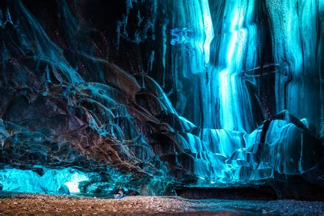 the crystal cave iceland insanely beautiful icelandic ice caves you will want to