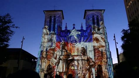 san fernando cathedral san antonio light laser light san fernando cathedral 2016