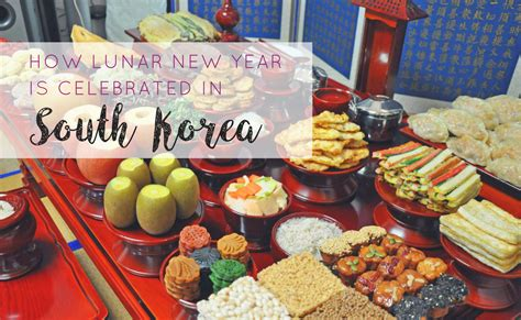 new year in korea how to celebrate lunar new year in korea