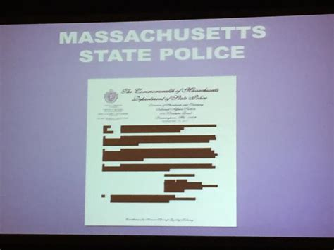 Records In Massachusetts Massachusetts Has Among The Worst Open Records Laws In The Nation But Not For