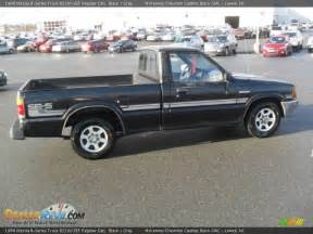 1988 mazda b series truck b2200 se5 regular cab black