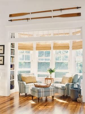 the woven home home decor projects old window picture frame decorative wooden oars and ideas go nautical