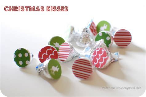 hershey kisses christmas crafts kisses