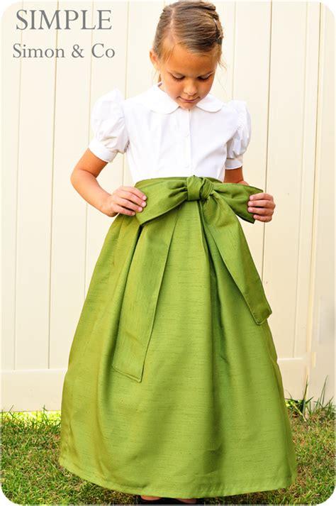 maxi skirt   simple simon  company