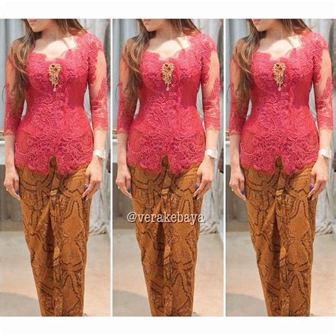 Kain Batik Cap Padang Merah P2u 17 best images about vera kebaya indonesia on