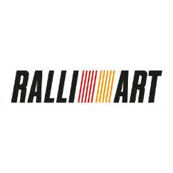 Mitsubishi Ralliart Logo Logo Ralliart Auto Vector Free