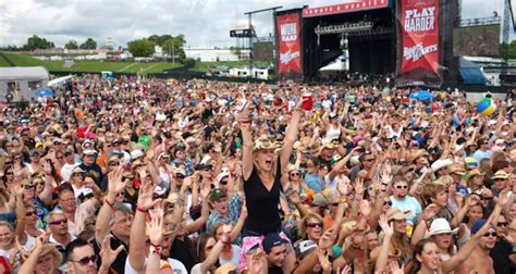 country fan 2018 top country festivals in canada