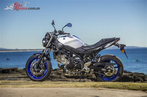 Suzuki Svs 650 2017 Suzuki Sv650 Review Bike Review