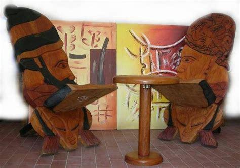 arredamento africano arredamento africano mobili in legno colori della terra