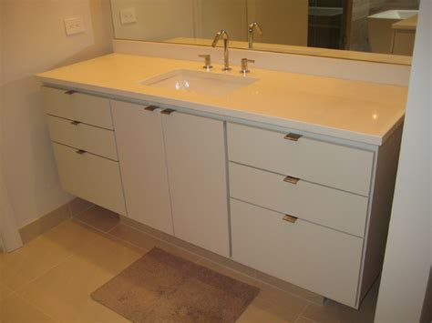Quartz Countertops Bathroom Vanities by Bathroom Vanities Caesarstone Eggshell Quartz