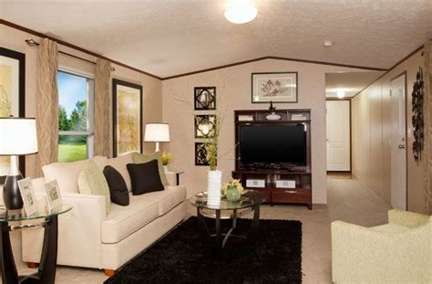 family room with a double wide mobile home floor plans 3 trumh foreman manufactured home for sale in san antonio