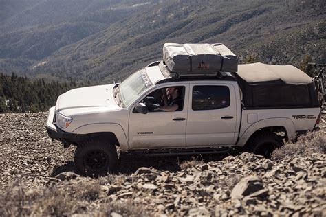 2014 toyota ta roof rack bed tent bed rack question tacoma world forums