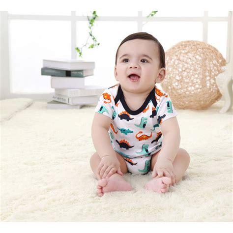 Baju Bayi Cutie baju bayi jumper cowok cewek pattern size 3 bulan