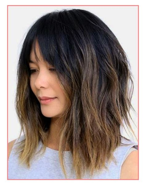 haircuts in 2018 trending hairstyles womens medium haircuts for 2018 best