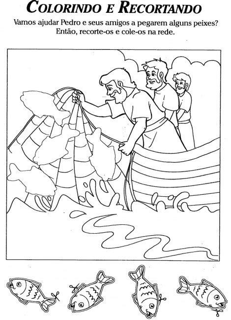 CRESCENDO NO CONHECIMENTO: Atividades dos Milagres de Jesus
