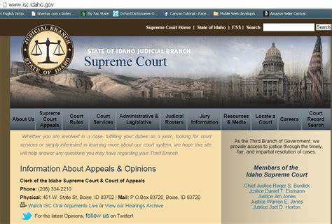 Idaho Court Records Search แหมบอ นเตอร เร อง อยาก เล าเ
