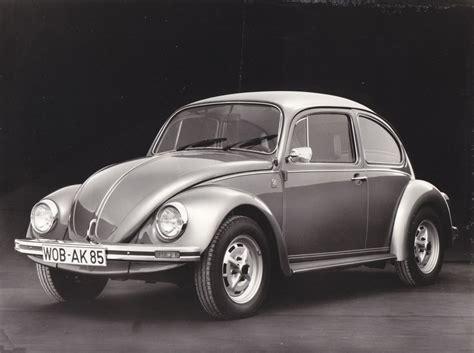 Volkswagen Beetle Years by Volkswagen Beetle Jubilee Model 50 Years Of Beetles