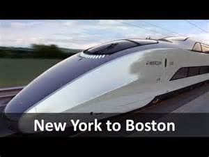 boston to new york by car new york to boston high speed rail