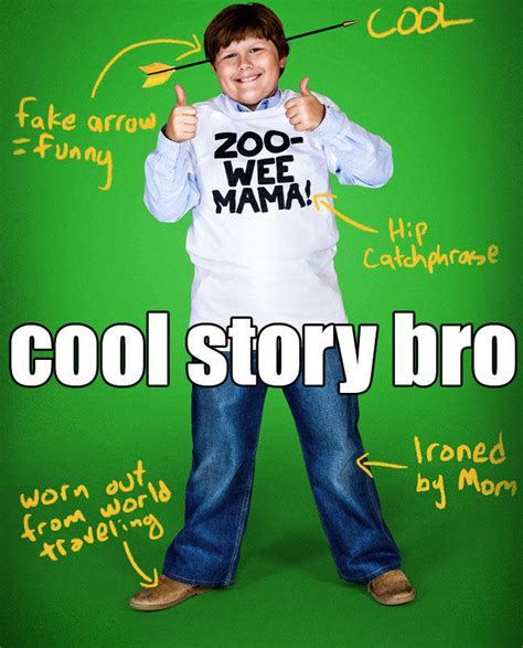 Know Your Meme Cool Story Bro - image 59420 cool story bro know your meme