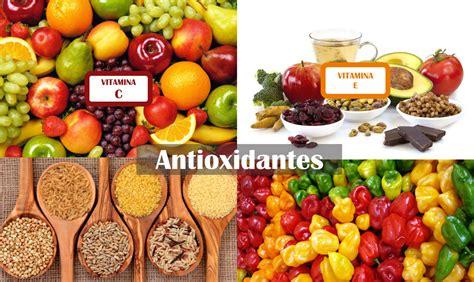 que alimentos son antioxidantes naturales antioxidantes 191 que son y como funcionan
