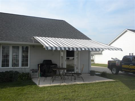 sunnc awning sunsetter awnings quincy il doors n more