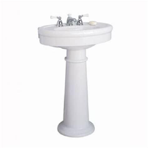 Eljer Pedestal Sink eljer endicott pedestal lavatory 8 inch centers product detail