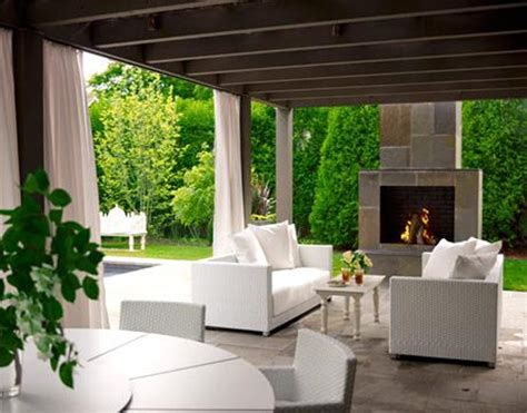 outdoor fireplace  patio experts