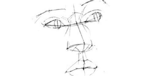 den bagus gallery tahapan demi tahapan menggambar wajah