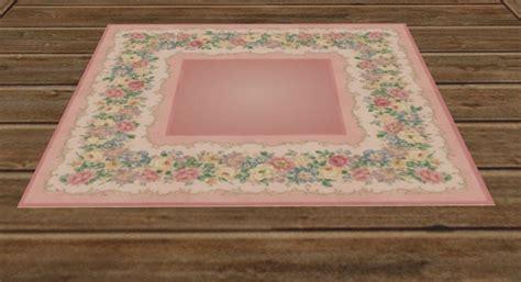 pink floral rug second marketplace pink floral rug