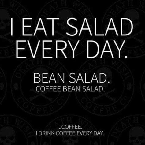 Salad Coffee Bean 30 day at home workout challenge inspired by crossfit