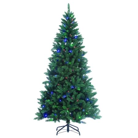 fairview christmas tree  color changing leds