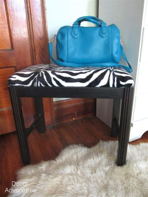 how to reupholster a bench how to reupholster a bench redhead can decorate