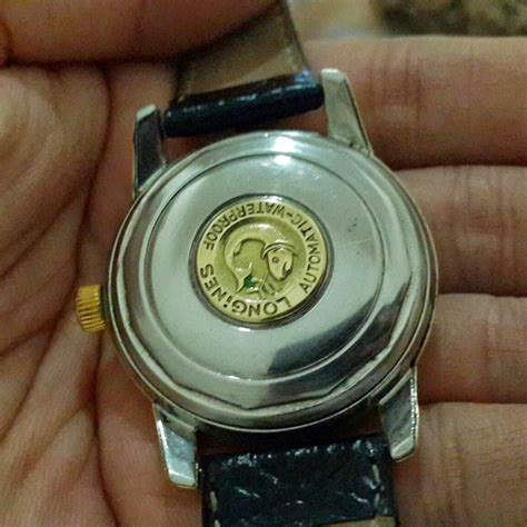 Harga Jam Tangan Merk Longines just ordinary sold longines conquest gold coin